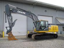 2013 DEERE 210G LC Excavators