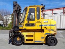 2013 MECFOR MVR20 Forklifts