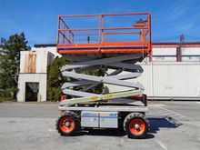 SKYJACK SJ7127RT Scissor lifts
