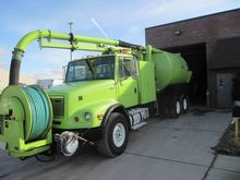 1999 FREIGHTLINER FL112 Sewer f