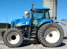 2011 New Holland T8040 Tractors