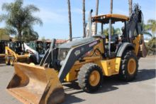 2011 DEERE 710J Backhoe loader