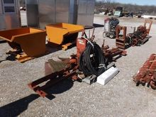 Used DITCH WITCH 125