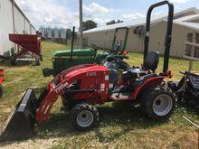 2016 TYM T254 Tractors