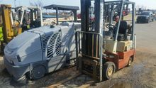 1999 NISSAN CPJ01A15PV Forklift