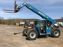 2006 GRADALL G6-42P Forklifts
