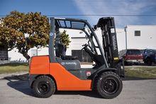 2014 TOYOTA 7FDU30 Forklifts