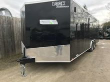 2018 Look Trailers STLC85X24TE3