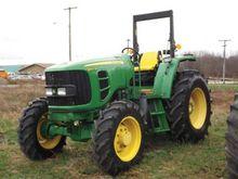 JOHN DEERE 6100D Tractors