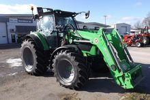 DEUTZ FAHR 5130TTV Tractors