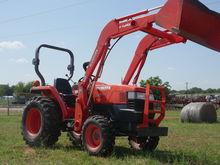 2009 Kubota L3400D Tractors