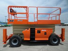 2006 JLG 4394RT Scissor lifts