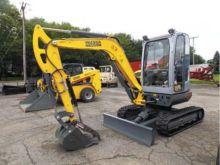 WACKER NEUSON EZ38 Excavators