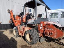 2003 DITCH WITCH RT70M Trencher