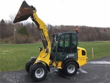 2014 WACKER NEUSON WL30 Loaders