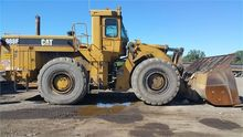 1995 CATERPILLAR 988F II Loader
