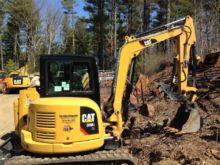 2012 CATERPILLAR 305E CR Excava