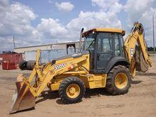 2001 DEERE 310SG Backhoe loader