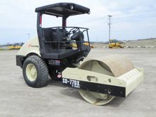 2002 INGERSOLL-RAND SD77DX Smoo