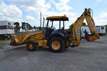 2005 DEERE 310SG Backhoe loader