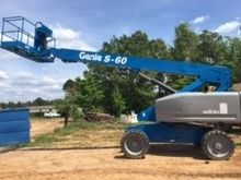 2007 GENIE S 60 Manlift