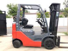 2009 TOYOTA 8FGCU20 Forklifts