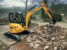 2017 Jcb 8035 ZTS Excavators