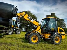 2016 Jcb TM220 Agri Telehandler