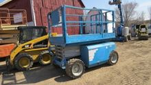 GENIE GS2668RT Scissor lifts