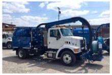 2007 STERLING L7501 Sewer flush