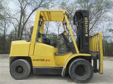 HYSTER H80XM Forklifts
