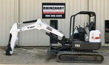 2012 BOBCAT E42 Excavators