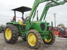 2011 John Deere 5065E Tractors