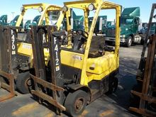 2007 HYSTER H30FT Forklifts