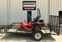 2016 KUBOTA Z723 PACKAGE DEAL R