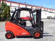 2012 LINDE H30D Forklifts