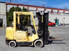 HYSTER S80XM Forklifts