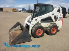 BOB-CAT S205 Loaders