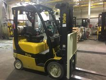 2011 Yale GLC040VX Forklifts