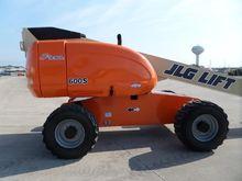 2009 JLG 600S Booms