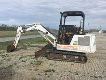 1995 BOBCAT 331X Excavators