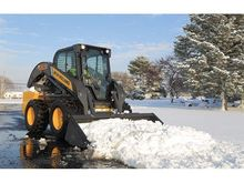 2015 New Holland L230 Skid stee