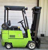1993 Clark GCS15 Forklifts