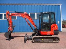 2015 KUBOTA KX040 Excavators