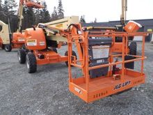 2013 JLG 450AJ Articulated boom