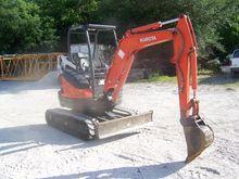 2015 KUBOTA U25 Excavators