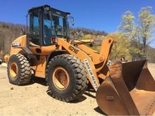 2011 CASE 621E Loaders