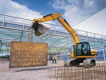 2017 Jcb JS160 Excavators