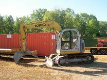 KOBELCO SK70SR Excavators