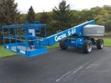New 2016 GENIE S60 B